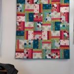 floraison estivale : kit de patchwork